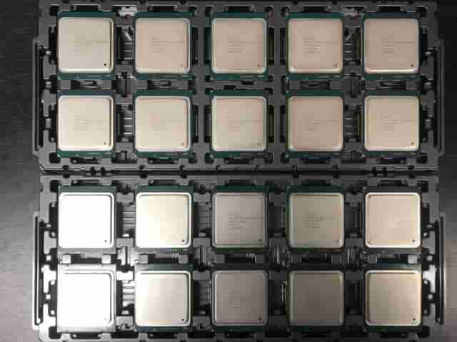 Lot of 30 Pcs INTEL XEON E5-2687W V2 SR19V Processors Grade A