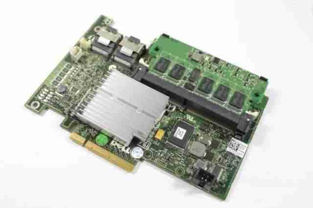 New Dell PowerEdge R710 PERC H700 SAS 512MB Raid Controller Card H2R6M