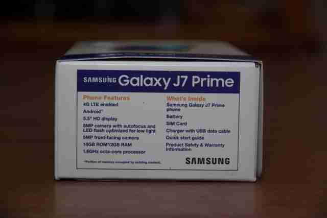 Brand New J7 Prime 32 GB Metro PCS Unlocked 4G LTE